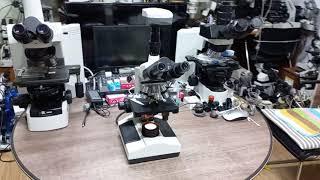 TRINOCULAR CCD MICROSCOPE. 3안C…