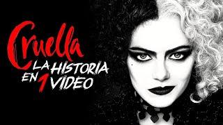Cruella : La Historia en 1 Video