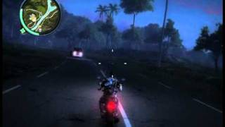 Ghost Rider THE END  (just cause 2)