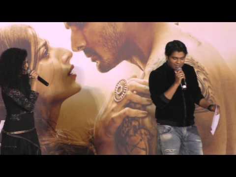 Ankit Tiwari Live Performance Film Sanam Teri Kasam  2016 Mp3