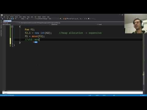 C++11 Move Semantics