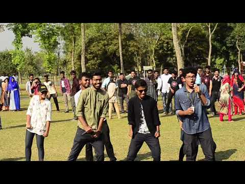 Picnic Flash Mob   Antik Anchoring !!!!! A Tribute To Our Seniors!