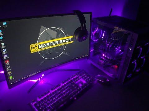 Mercury Threadripper™ 1950X Greek Pc Build! [Anidees AI Crystal Cube White RGB,LiqTech TR4 ,Aorus]