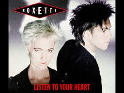 Roxette - Listen To Your Heart [Hybrid Sax Mix]