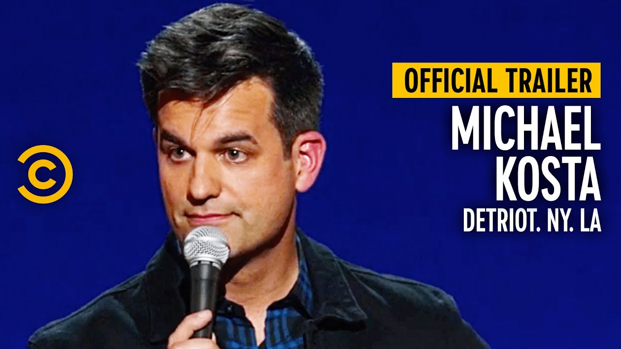 Michael Kosta: Detroit. NY. LA. - Official Trailer