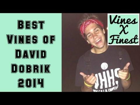 Best Vines of David Dobrik 2014 Compilation