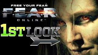 F.E.A.R. Online - First Look