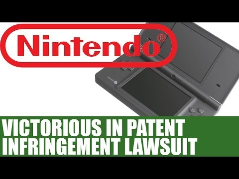 Nintendo News - Nintendo Wins DS & DSi Patent Infringement Lawsuit Started By Wall Wireless LLC