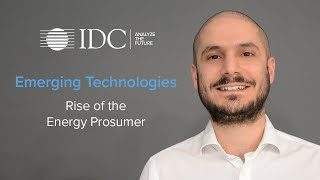 Emerging Technologies - Rise of the Energy Prosumer