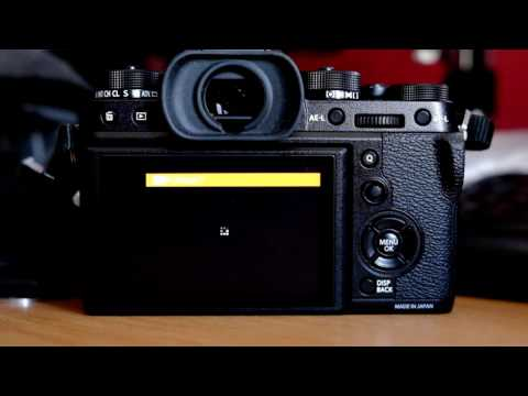 TIP: Quickest way to format SD's in Fuji XT-2