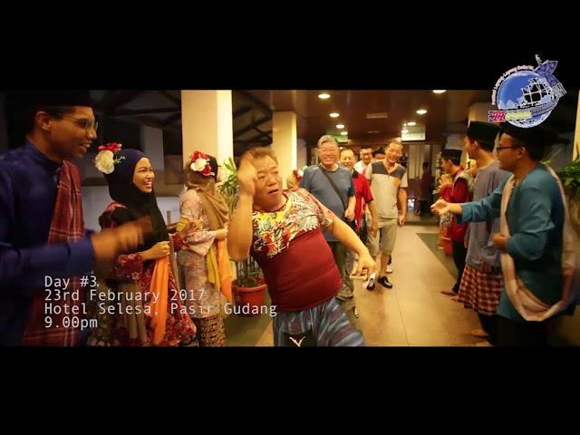 EVENT : FESTIVAL LAYANG-LAYANG SEDUNIA PASIR GUDANG 2017 DAY 3