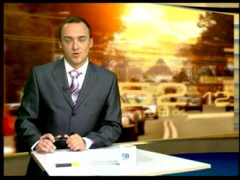 Новости Городской телеканал Ярославль 21:30 от 11.09.2012