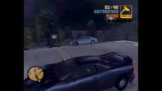 GTA 3 - Мод 'Туннель до Города Призрака'!