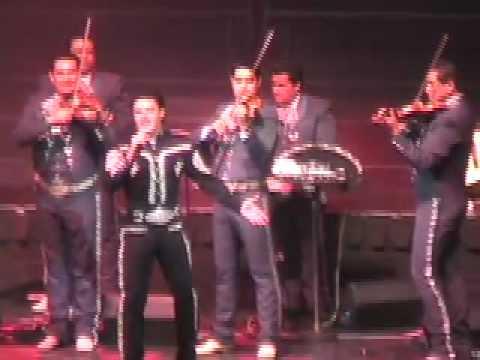 Pedro Fernandez con Mariachi Los Arrieros de Mexico (pt. 5 ...