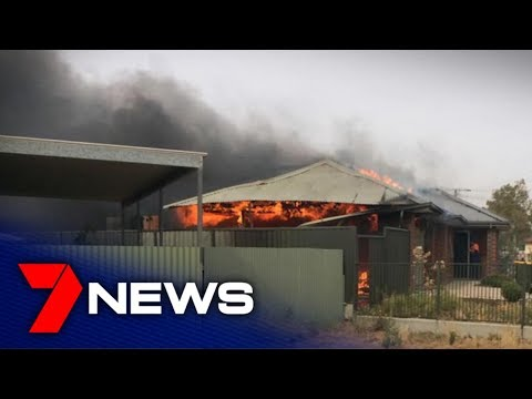Toddler killed in house fire at Port Augusta | Adelaide | 7NEWS