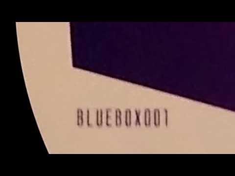 BLUE BOX MUSIC [ BLUEBOX 001 : FIRST LIGHT - lantern - ] drum and bass
