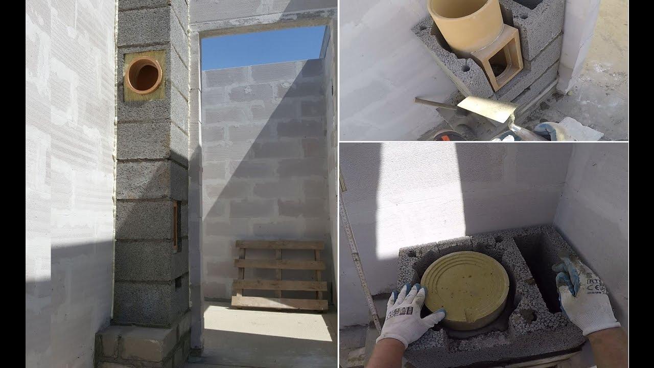 Wspaniały S01E51 Instrukcja montażu komina systemowego. Jak wybudować dom IE61