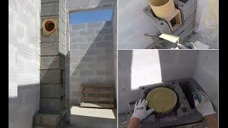 S01E51 Instrukcja montażu komina systemowego. Jak wybudować dom? Budowa domu krok po kroku