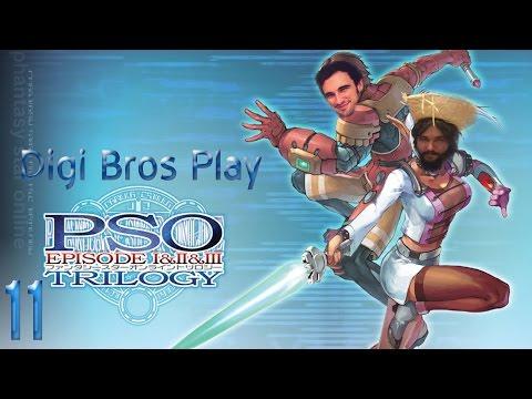 Digi Bros - Phantasy Star Online, Ep. 11: A Tight Spot