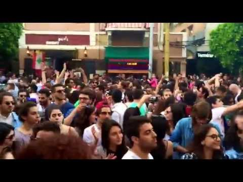 Beirut Street Party