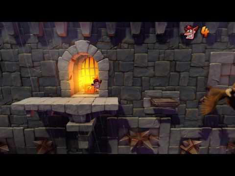 Crash Bandicoot N. Sane Trilogy - Crash 1 - Slippery Climb
