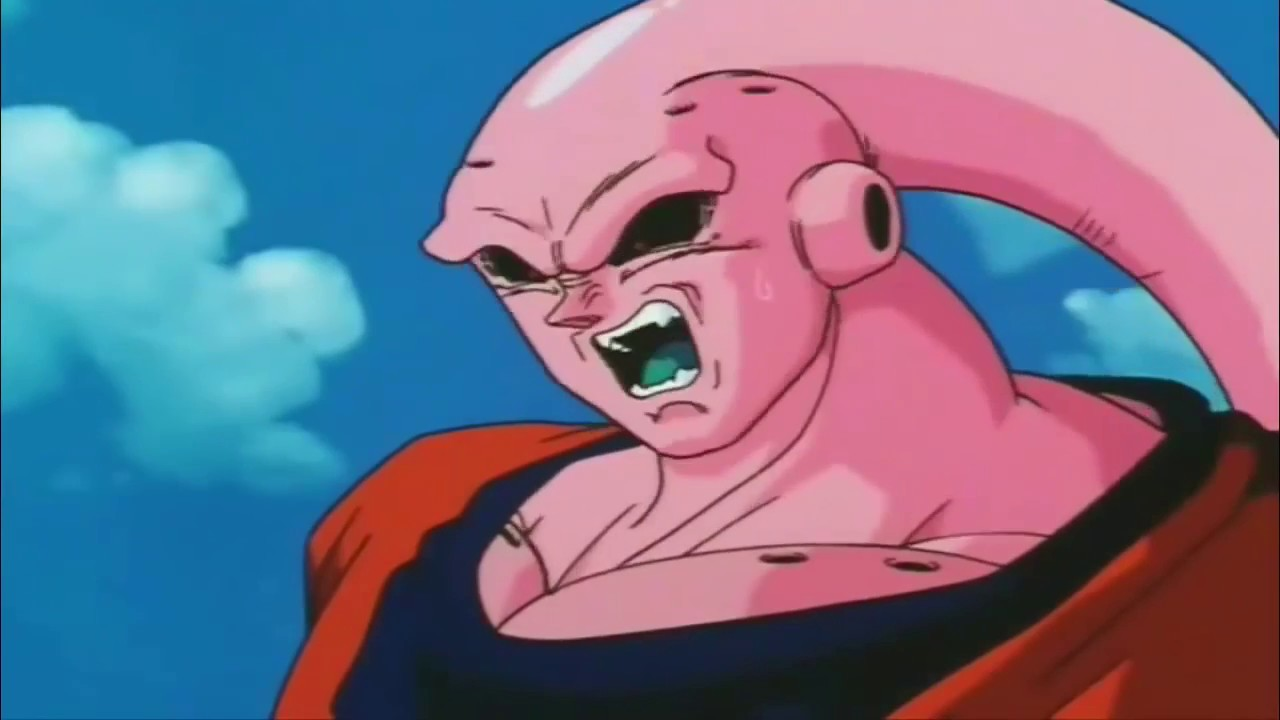 Super Vegetto Vegito vs Super Buu HD - YouTube