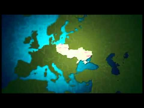 240p   128 kbit UEFA EURO 2012™   Official intro and hos