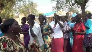 Dinka Bor Pathuyith Women - Pathuyith General Songs