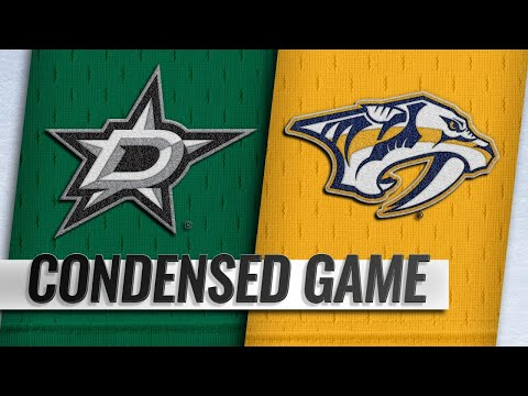 02/07/19 Condensed Game: Stars @ Predators