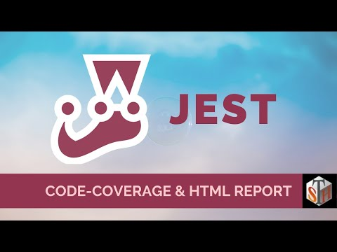 Jest Code-Coverage & Html Report Generation
