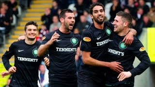 St Mirren 0-5 Celtic, 20/10/2012