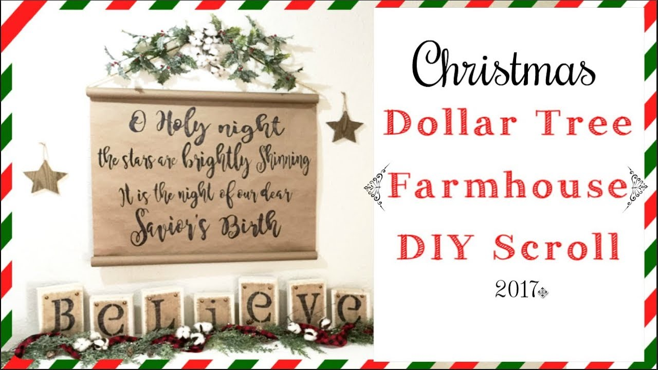 dollar tree diy christmas decor easy diy farmhouse decor momma from scratch