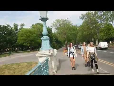 Budapest - Just a Little Sightseeing (ELTE Radnóti 10.a)