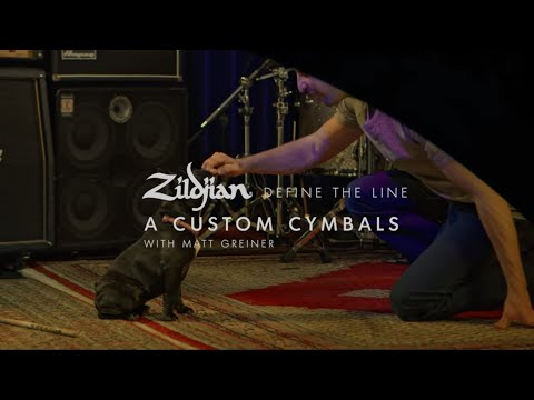Zildjian Define The Line - A Custom Series