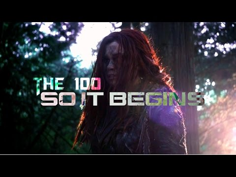 The 100 | So It Begins