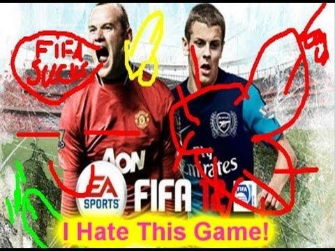 ComedyShortsGamer Plays | Fifa 12