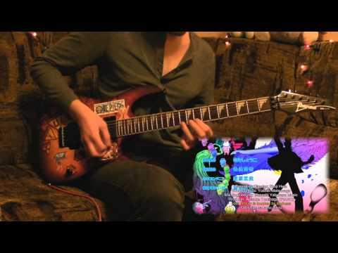 スペース☆ダンディ Space Dandy OP 「Viva Namida」 (Guitar Cover)