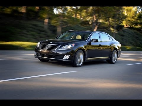 Real World Test Drive 2014 Hyundai Equus