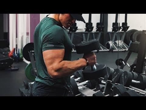 Arms Workout + Meal Prep W/ Fabian GL