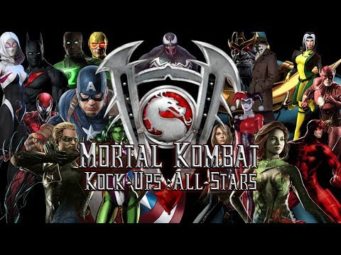 Mortal Kombat Kock-Ups 5: All-Stars thumbnail