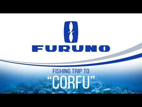 FURUNO Hellas Fishing Movies - Trip To CORFU