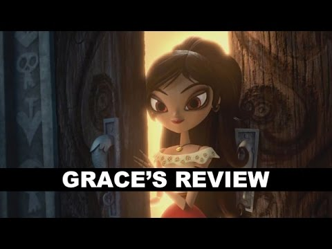 The Book Of Life Movie Review Beyond The Trailer Youtube