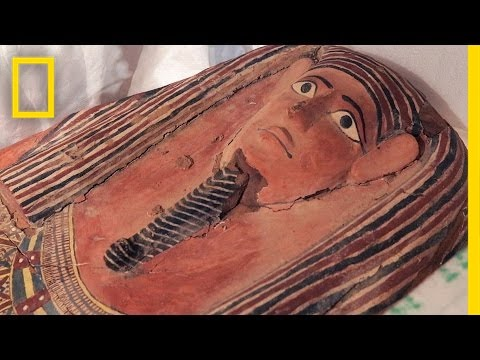 Stolen 2,600-Year-Old Sarcophagus, Other Artifacts Return to Egypt | National Geographic