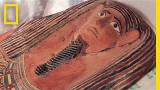 Stolen 2,600-Year-Old Sarcophagus, Other Artifacts Return to Egypt