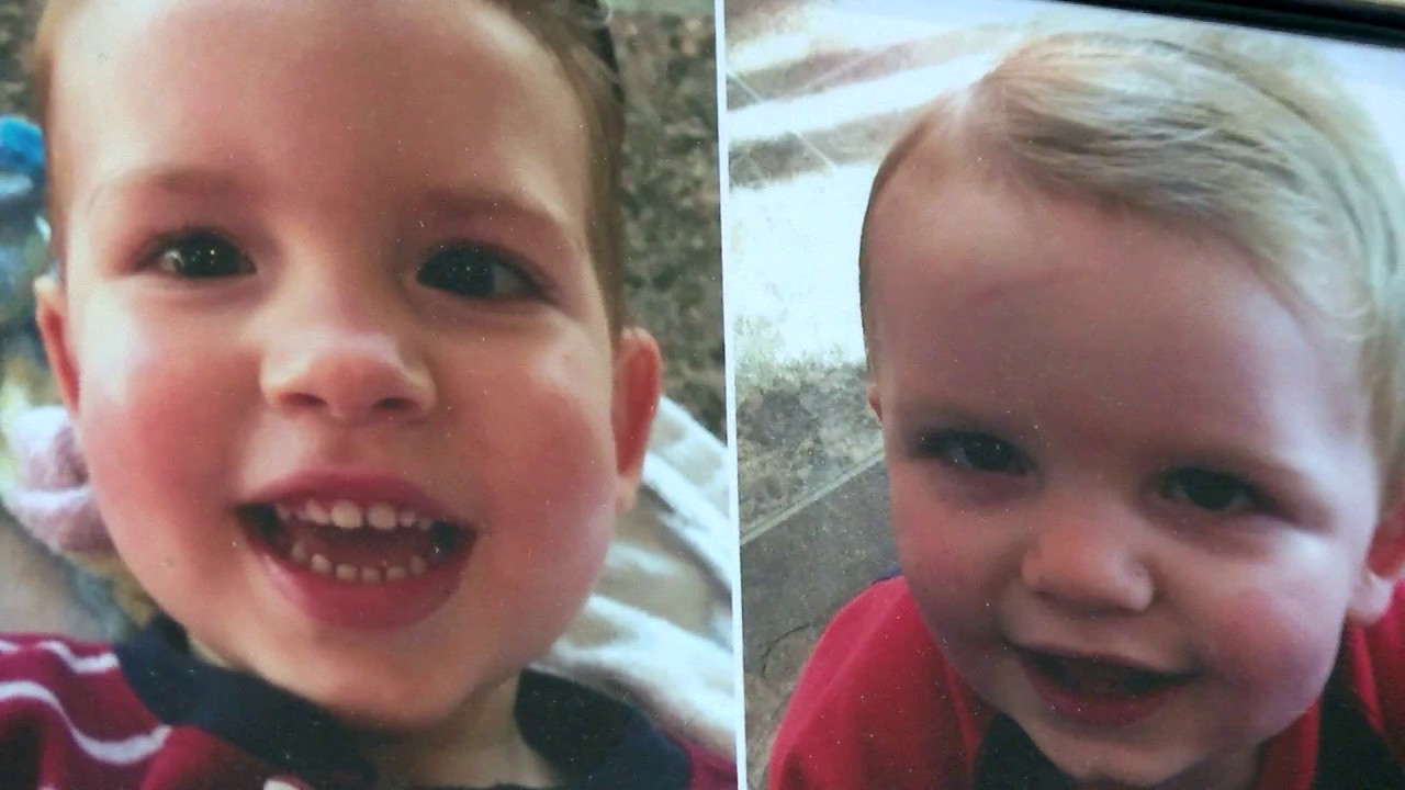 Rare, debilitating disease strikes two toddlers, but a ...
