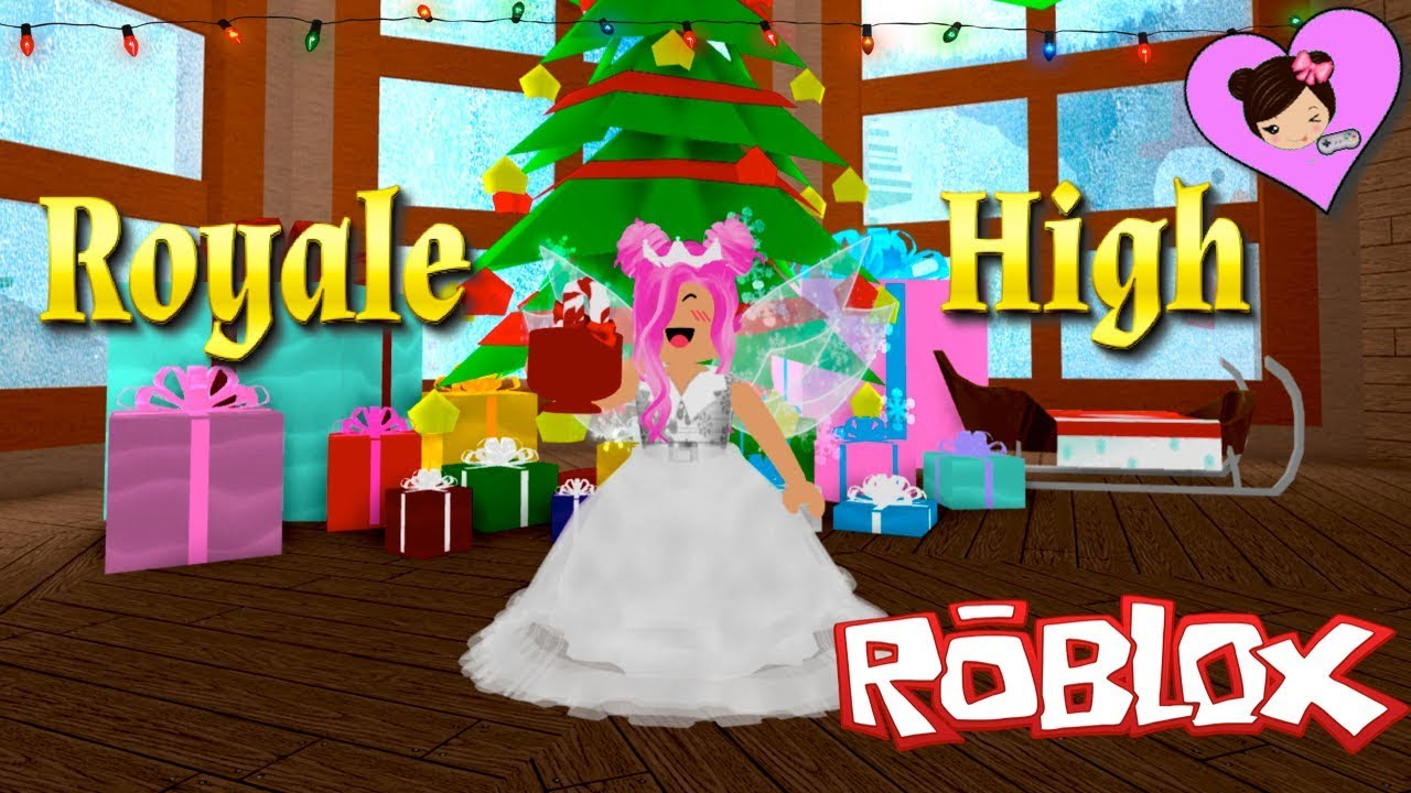 Roblox Royale High School Routine Christmas Update