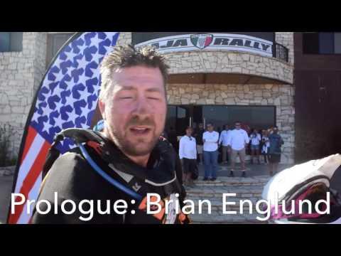 Baja Rally Prologue: Brian Englund