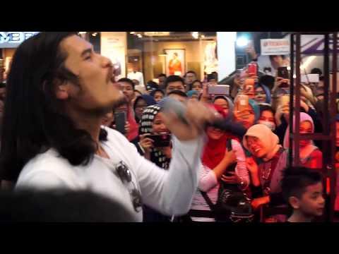 VIRZHA Berhasil Membuat Semua Penonton Bernyanyi Bersama || Mini Konser VIRZHA Part 3