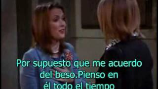Jennifer Aniston y Winona Ryder en Friends