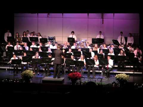 Mainland Regional High School  concert Band An Irish Ayre for Winds
